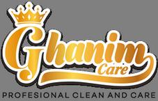 Logo Ghanim Care Jasa Cuci Sofa Malang