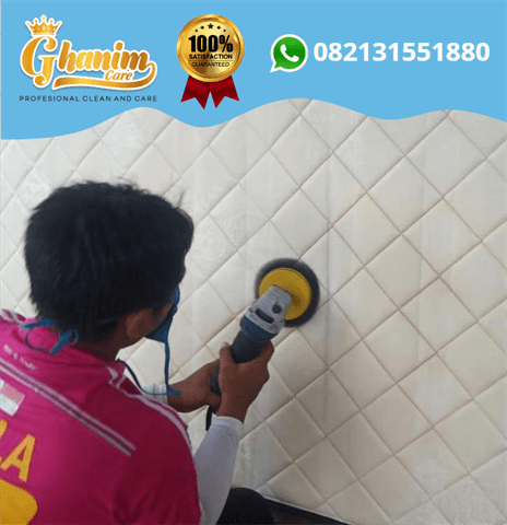 Jasa cuci springbed malang - Ghanim Care